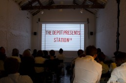 Station 38 at The Depot Clapton (© Voist Ltd.)